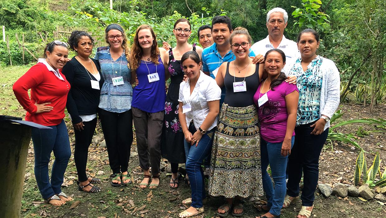Wisconsin Idea Fellowships project in Ecuador