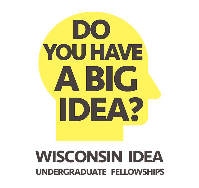 WIF Logo. Wisconsin Idea Fellowships   Morgridge Center for Public Service