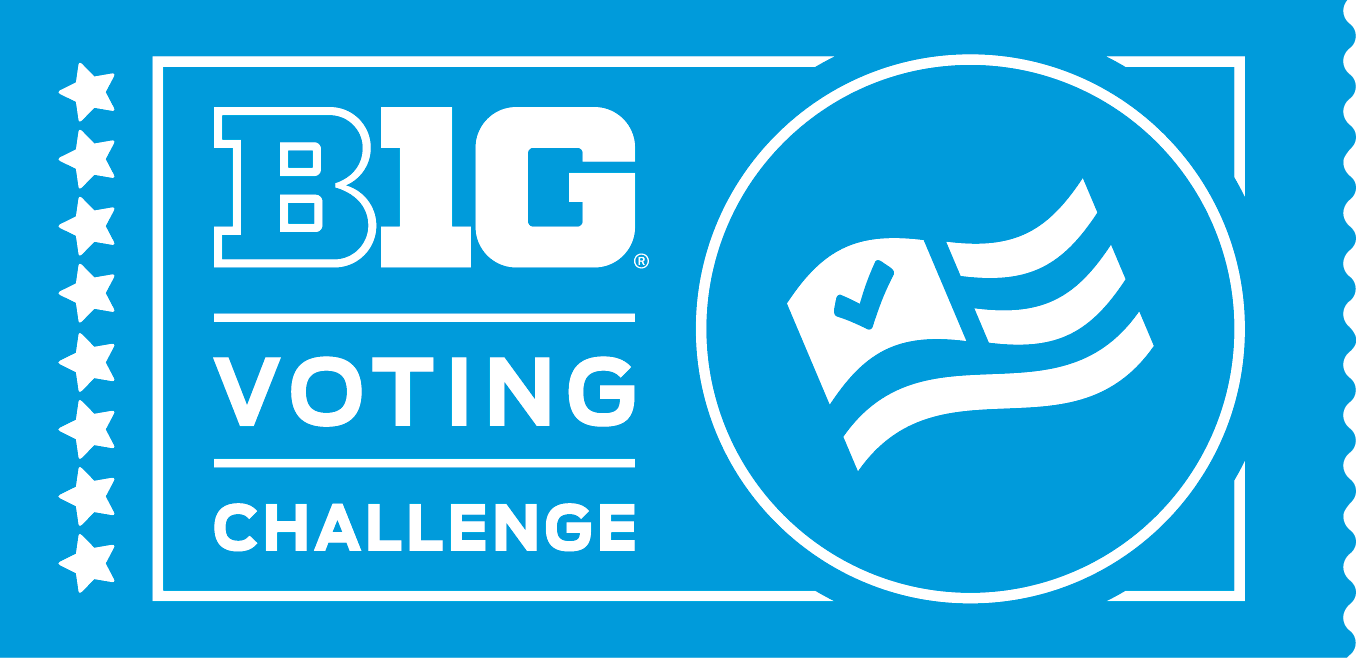 BIG TEN Voting Challenge Mark