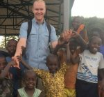 Olson_in_rwanda_with_kids